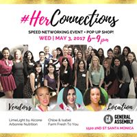 HerConnections Womens Networking &amp PopUp Shop (13 days away)