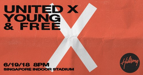Hillsong United x YOUNG & Free
