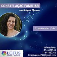 Constelao Familiar com Kalyani Charene