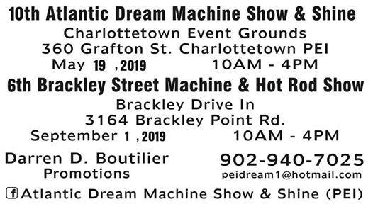 10th annual Atlantic Dream Machine Show &Shine
