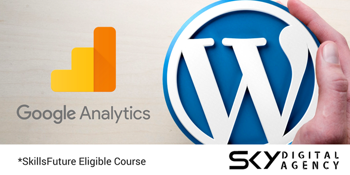 Google Analytics Course (SkillsFuture Credit Eligible)