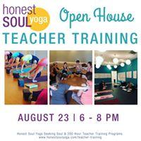 Teacher Training Open House