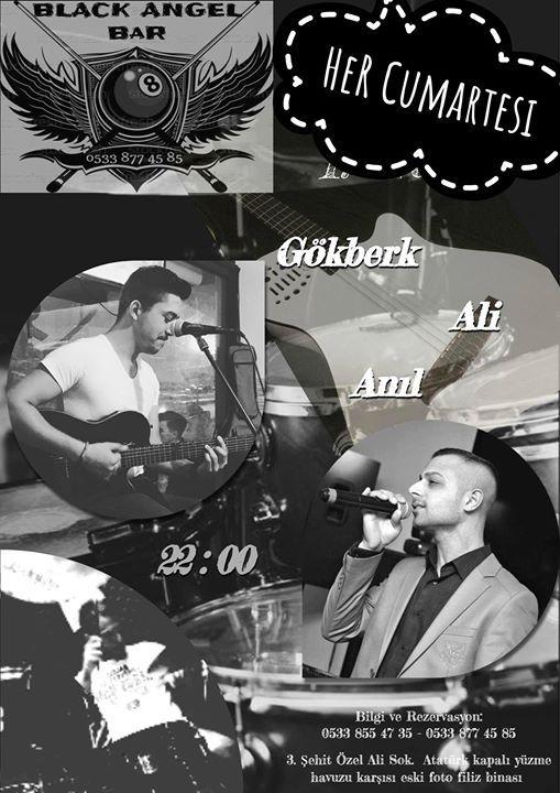 Ali & Gkberk & Anl blackangel