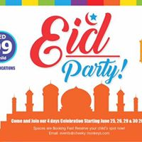 Eid Party  Etihad Mall Mirdif branch