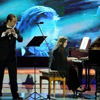Klavier- &amp Fltenkonzert Anmira DUO &quotMostly Opera&quotam 23.07.2017