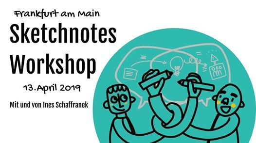 Sketchnotes Workshop Frankfurt