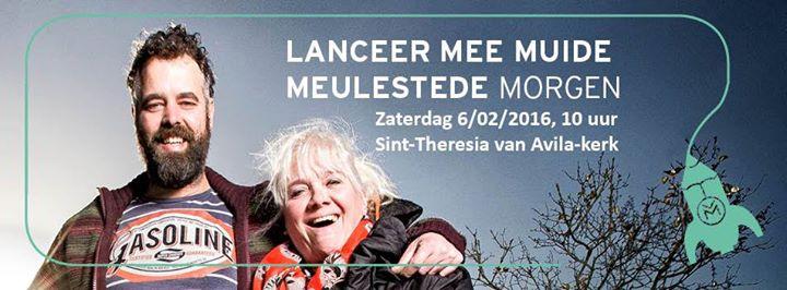 Lanceer Mee Muide Meulestede Morgen At Sint Theresia Van