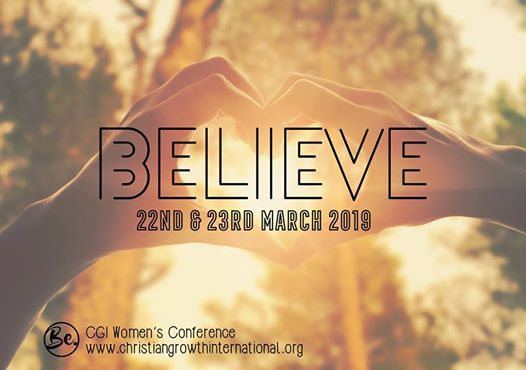 Believe  CGI Womens Conference