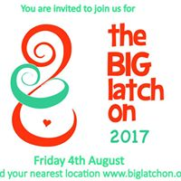 The Big Latch On - international event for World Breastfeeding W