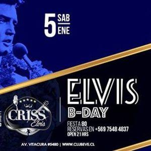Sbado 5 Tributo a Elvis Presley