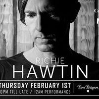 VOLAR x Collective MINDS Presents Richie Hawtin  1st Feb