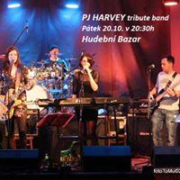 P 20.10. PJ Harvey tribute band