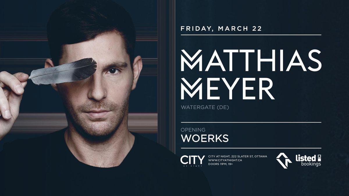 Matthias Meyer at City At Night  Cityscape Sessions