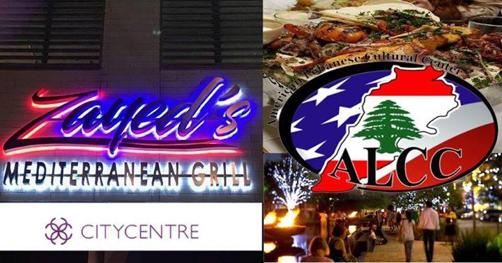 ALCC Dinner Event 2018 Houston Lebanese Festival KICK OFF