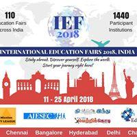 International Education Fair (IEF) - INDIA