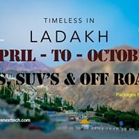 Ride To Ladakh