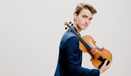 Pieter van Loenen viool solo  Willem Twee concertzaal