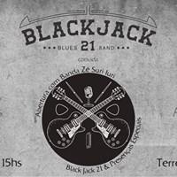 Black Jack 21 Blues Band Convida