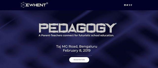 Pedagogy (A school education conclave)