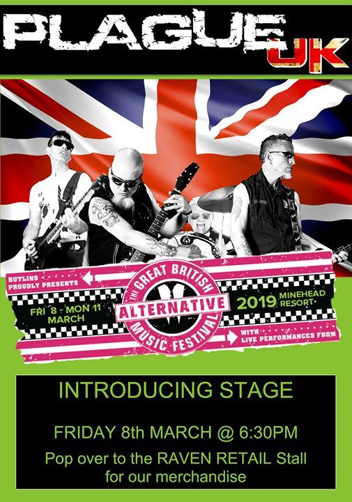 Butlins Minehead. The Great British Alternative Weekend