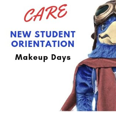 Lsc Cyfair New Student Orientation Makeup Days Care Students At