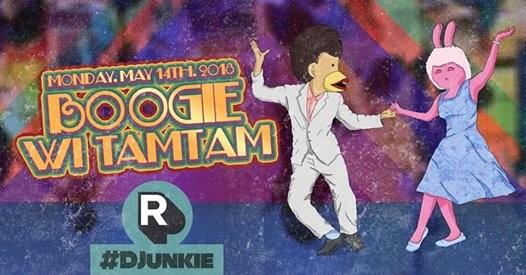 Boogie wi Tamtam ft. Ramy DJunkie