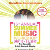 2017 Summer Music Workshop