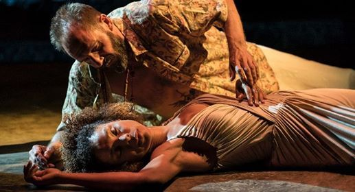 National Theatre Live Antony and Cleopatra
