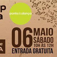 Workshop Tcnica Vocal Lo Brasil Ponto da Dana