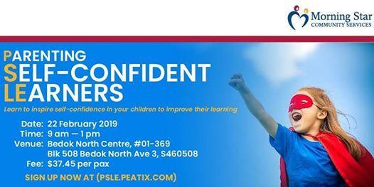 P.S.L.E. - Parenting Self-Confident Learners
