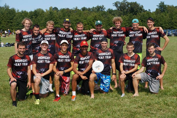 West Michigan Mens Club Ultimate Tryout 1