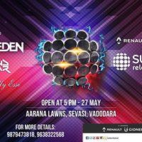 Sunburn Reload with Zaeden &amp Sound Avtar - Vadodara