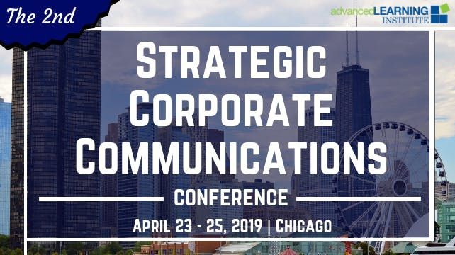 2nd Strategic Corporate Communications Conference