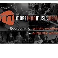 Closed Event - More Than Music Workshop