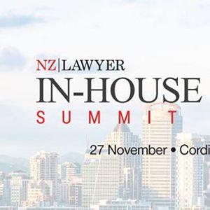 NZ In House Legal Summit 2018
