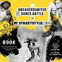 Sneakers United Dance Battle