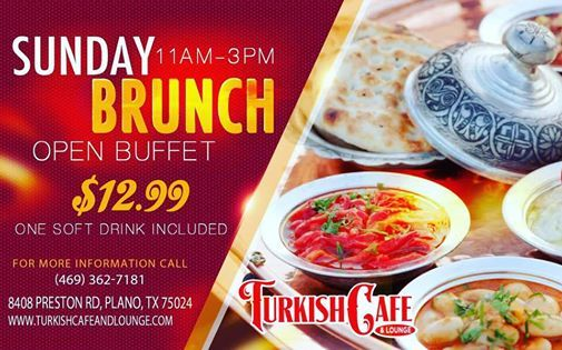 Prime Sunday Brunch At Turkish Cafe Lounge Frisco Download Free Architecture Designs Intelgarnamadebymaigaardcom