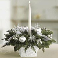 Do It Yourself - Christmas Table Decoration