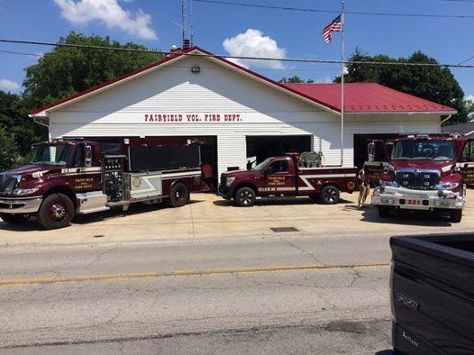 Fairfield Vol  Fire Department Pancake Breakfast at North