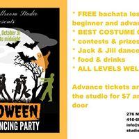 Halloween Social Dancing Party - Access Ballroom