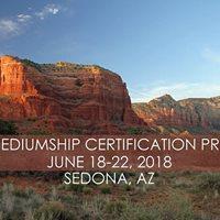 5 Day Mediumship Certification Class - June 2018 - Sedona AZ