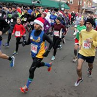 Christopher Martins Christmas Run for Children 5K