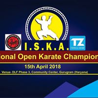 ISKA National Open Karate Championship 2018
