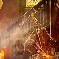 Halloween Party and Seance
