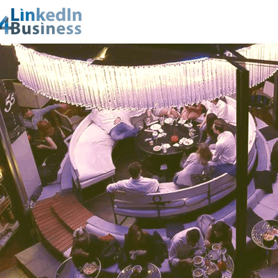 LinkeDrink  Aperitivo di networking di LinkedIn4business