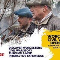 Worcesters Civil War Story - Opening Weekend