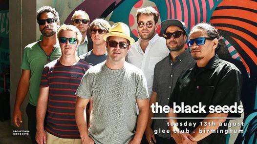 The Black Seeds  Birmingham