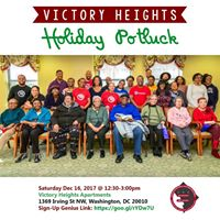 Victory Heights Holiday Potluck