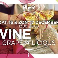 Verplaatst Wijnfestival Grape-a-licious