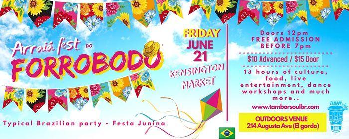 Festa Junina do Forrobod
